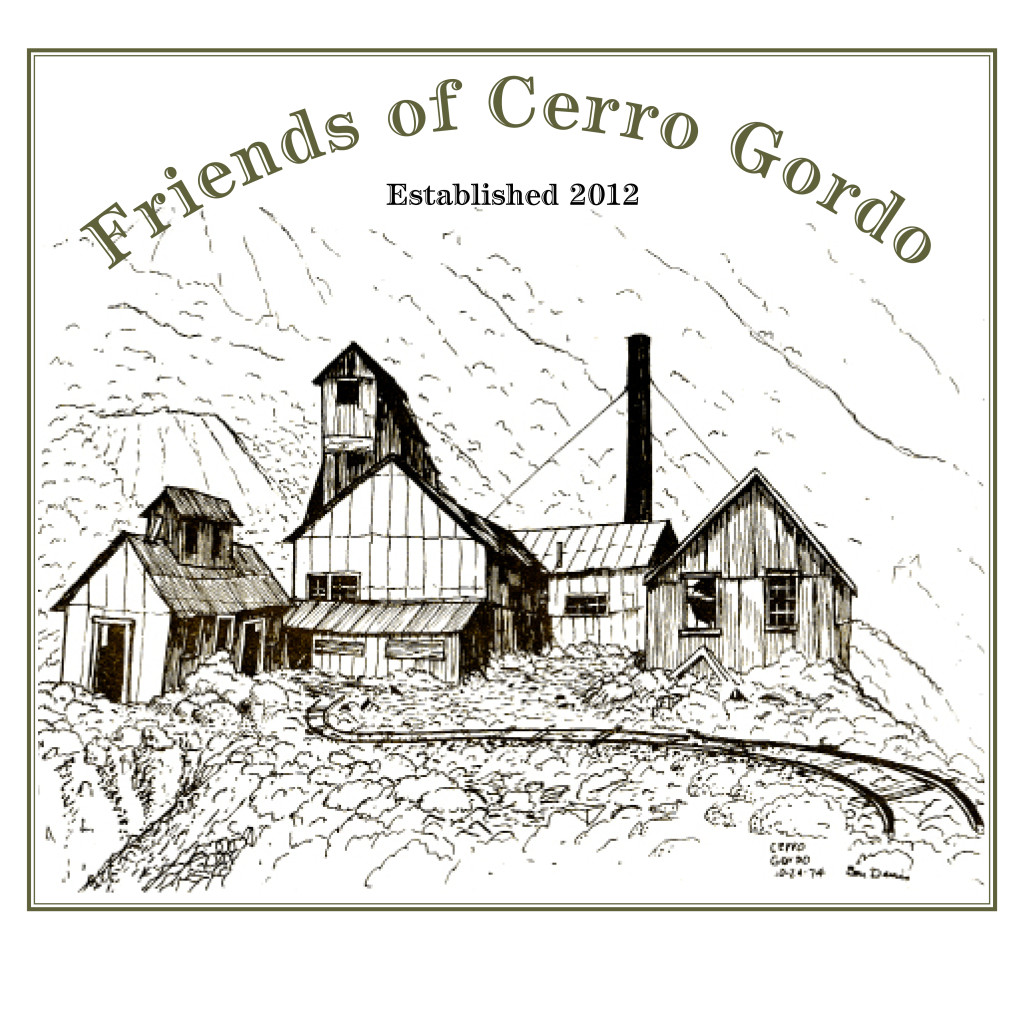 Friends of Cerro Gordo official logo-no text